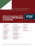 Footwear Wholesaling in Australia Industry Report (1)