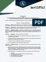 NFJPIA Election Code FY 1415