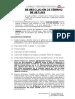 TRAMITE  DE RESOLUCION DE TÉRMINO DE SERUMS-RLEM.doc