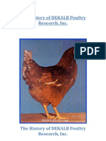 The History of DEKALB Poultry Research, Inc.