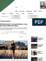 Controversia_ La conveniencia, o no, de correr todos los días - Atletas.pdf