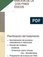 PREPARACION DE LA BOCA CON FINES PROTÉSICOS.pptx