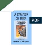 Dickson, Gordon R - D4, La Estrategia del Error.pdf