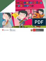 Manual de Municipios Escolares - MINEDU