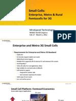 Smallcells Enterprise Metrorural