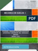 GRAVEDAD ESPECIFICA  Y ABSORCIÓN DE AGREGADO FINO.pdf