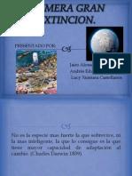 primera gran extincion.pptx