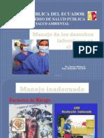 Manejo de los desechos infecciosos en el Ecuador  13 dic.2010.pdf