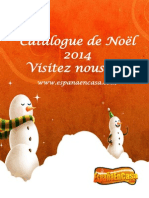 CATALOGUE LOTS DE NOEL ESPAÑA EN CASA 2014 GROSSISTES.pdf