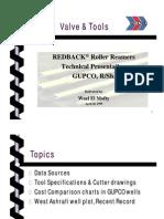 Roller Reamer Presentation