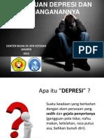 Gangguan Depresi Penyuluhan PPT