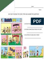 comic book activity.doc