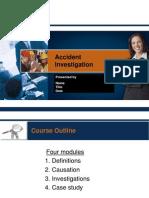 AccidentInvestigation e