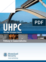 Ultra High Performance Concrete Roadmap
