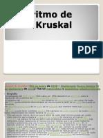 Algoritmo de Kruskal.pptx