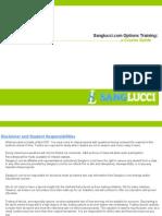 SangLucci.com Options Training Course Guide(1)