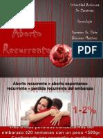 Aborto recurrente 1.pptx