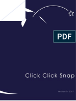 Click Click Snap - Sean McGowan