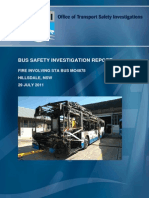 CNG Bus Accident Investigation Report
