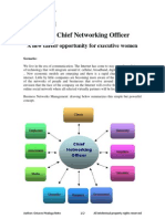 Chief Networking Officer and Executive Women