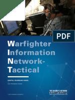 GD Warfighter Report
