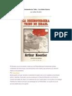 La Decimotercera Tribu - Los Judíos Jázaros.doc