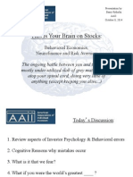 AAII Brain on Stocks Presentsation NYC 2014
