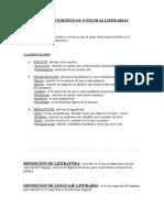 LOS RECURSOS ESTILÍSTICOS O FIGURAS LITERARIAS.doc
