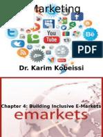 E-Marketing Ch 4
