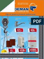 Catalog Dedeman OCTOMBRIE