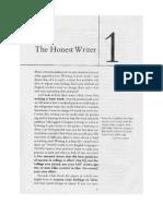 The Honest Writer