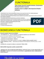 Curs 2 &3 Biomecanica Functionala