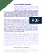 Introducción a las Máquinas herramientas.doc