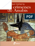 Los crimenes de Anubis - Paul Doherty.epub