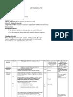 PROIECT DIDACTIC - Sisteme de Numeratie