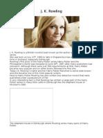 J K Rowling(1).odt