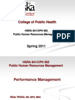 HRM Week 10