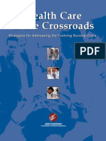 JACO Health Care at the Crossroads Evolving Nursing Crisis_Wk 8