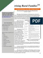 Erf Newsletter 6.09