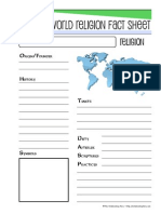 world-religion-notebooking