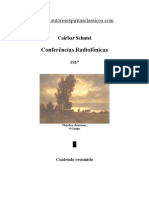 Cairbar Schutel - Conferências Radiofônicas