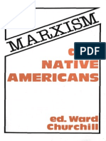 Marxism and Native Americans - Ward Churchill