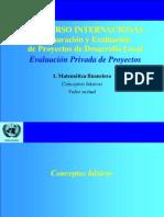 Matematica financiera en proyectos.ppt