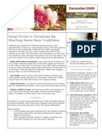 December Parent Link PDF