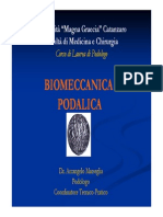Biomeccanica podalica, foot biomechanics