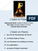 L'Islam en France.ppt