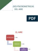PROPIEDADES PSICROMETRICAS DEL AIRE (1).pptx