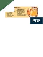 Bourbon Sour - BevMo