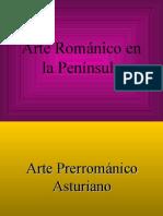 Arte Románico en la Península
