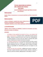 PROYECTO DEL MINISTERIO DE MÚSICA VERBUM DEI PUEBLA CON ROJO.docx